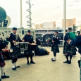 IWCE pipes and drums 2015